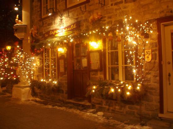Le Lapin Sauté: Quaint little restaurant :)