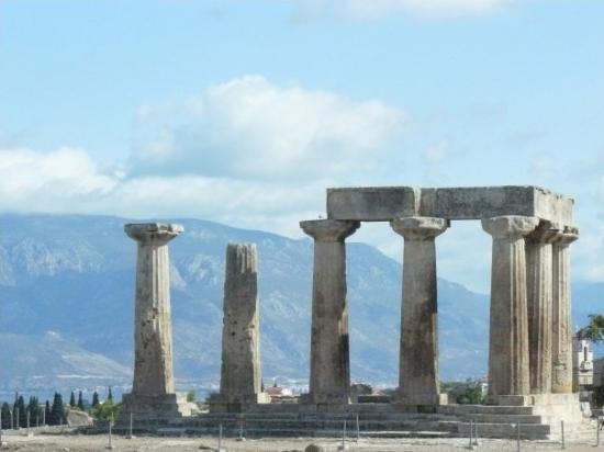 Athens Walking Tours: Храм Аполлона