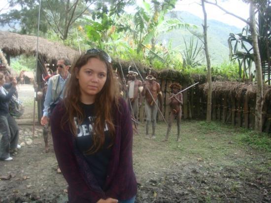 Wamena, อินโดนีเซีย: papua New Guiney