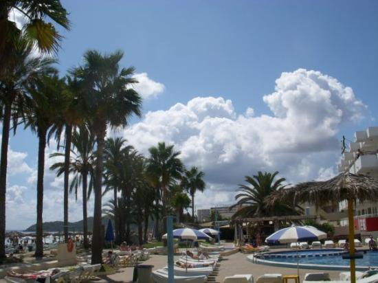 Bora-Bora Beach, Playa D'en Bossa Ibiza, Spain'08