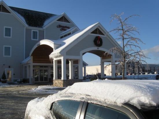 Hampton Inn Rutland/Killington: Hotel em Rutland, Vermont