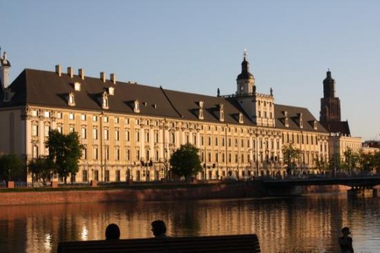 Wroclaw University: University of Wroclaw