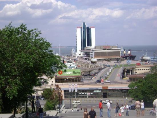 Odessa Escalier Potemkine Vu D En Bas Picture Of Kiev