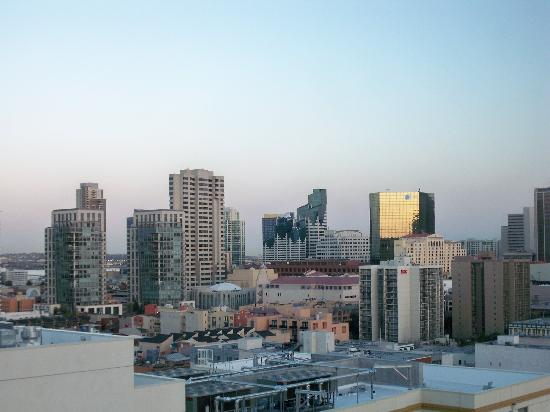 View - Picture of San Diego Marriott Gaslamp Quarter, San ...