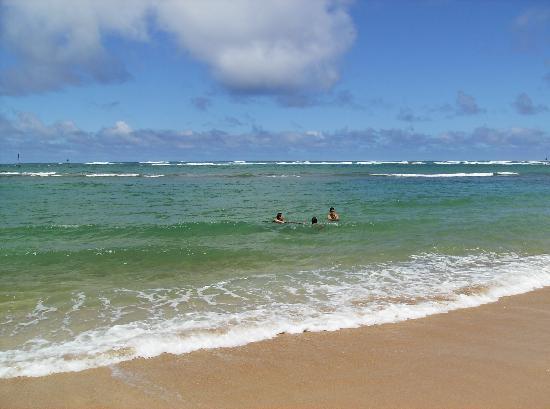 Pono Kai Resort: Beach at  the Pono Kai
