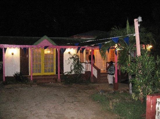 Quartier D'Orleans, Άγιος Μαρτίνος: Yvette's Restaurant