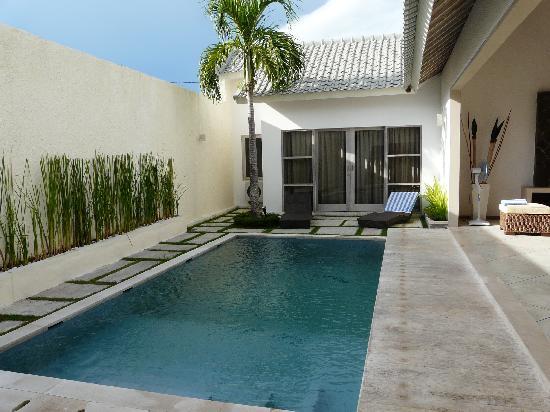Anakula Villas: Villa Pool and Bedroom