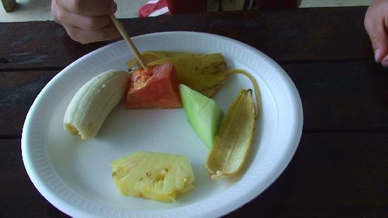 Hamamoto Tropical Fruit World : フルーツ1