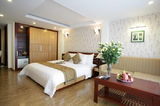 Rising Dragon Grand Hotel: Dragon Suite