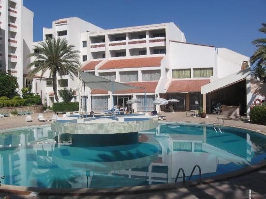 Hotel Adrar: The pool