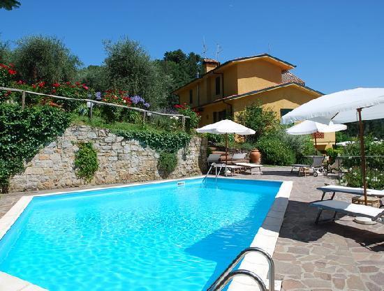Villa Oliveto Bed & Breakfast: pool