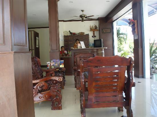 Patong Suite Home : accueil