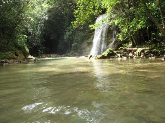 El Limon: natural beauty of the dominican