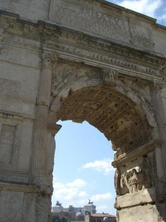 Arco di Tito: Arch of Titus, Rome