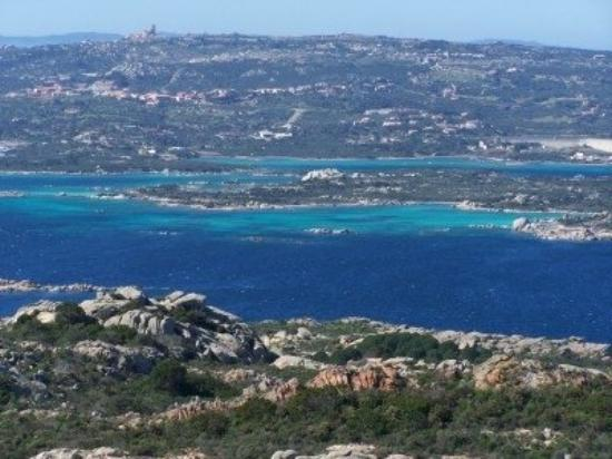 La Maddalena, Italië: Our little home. I miss it!!!