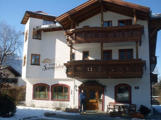 Sonnenhof Igls : The Sonnenhof Hotel