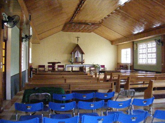 Bishop of Kontum's Building: The student's chapel