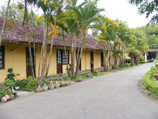 Bishop of Kontum's Building: The student's dorms