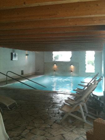San Giovanni Terme Rapolano: la piscina interna