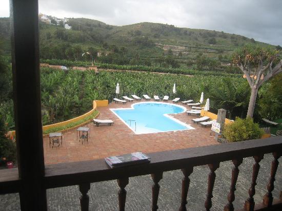Hacienda del Buen Suceso : Piscine