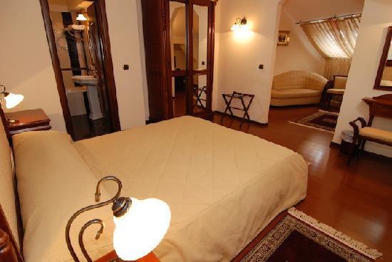 Hotel Vila Paris : Junior Suite