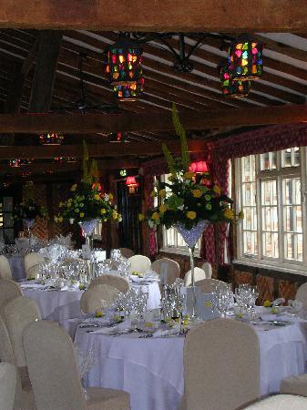 Bulphan, UK: ideal setting for wedding