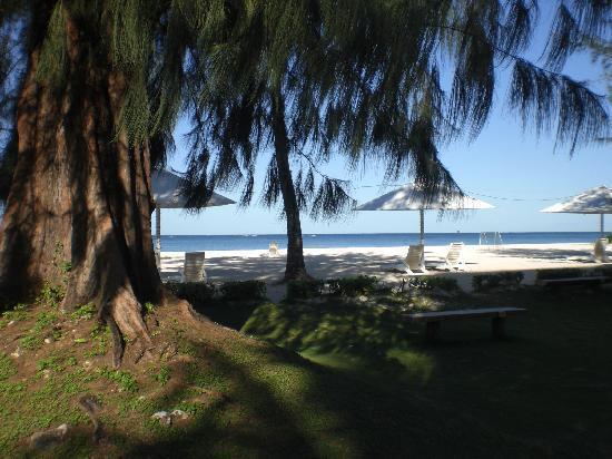 Fiesta Resort & Spa Saipan: ビーチ