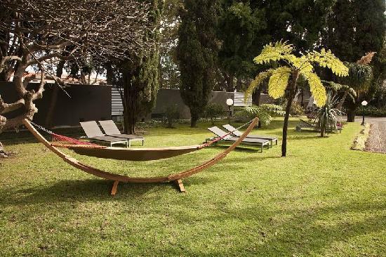 Quintinha São João: Garden and Spa