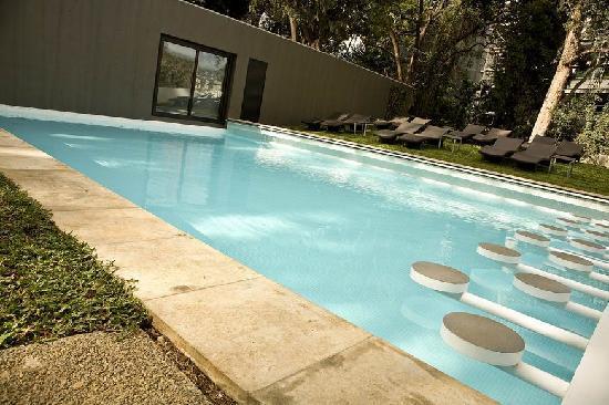 Quintinha São João: Outdoor Heated Pool