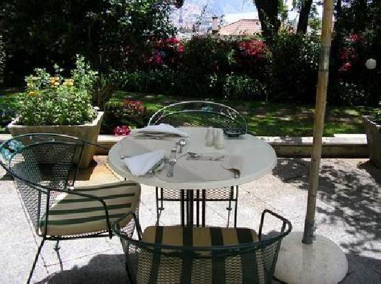 Quintinha São João: Bar Terrace