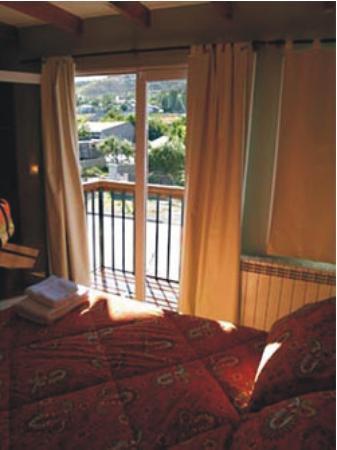 Calon Lan : dormitorio
