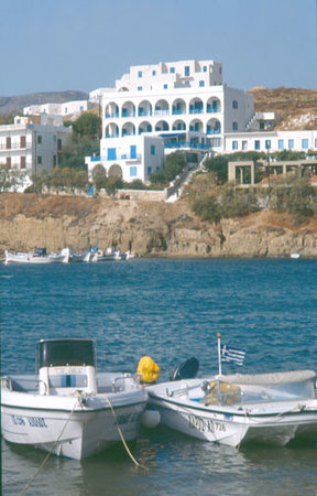 Photo of Hotel Coralli Paros