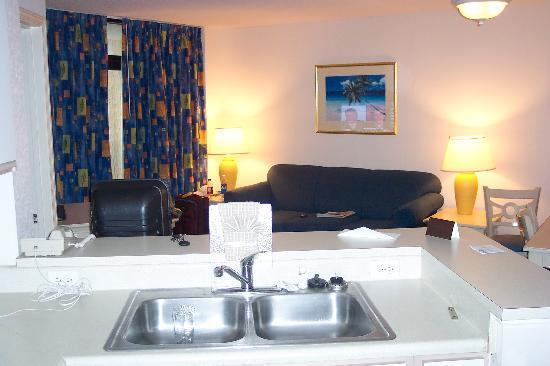 Two Bedroom Ocean Room Picture Of Ocean Reef Resort Myrtle Beach Tripadvisor
