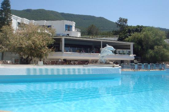 Litera Altinel Hotel: Restaurant
