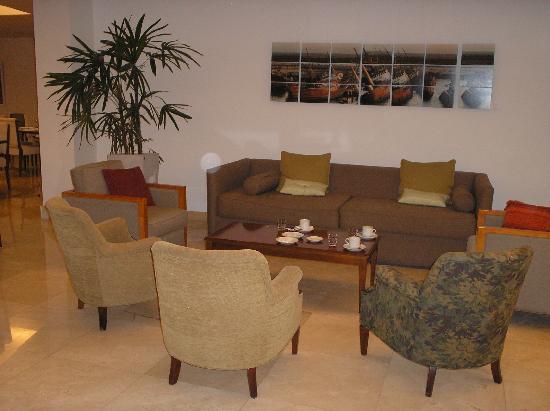 NH Gran Hotel Provincial: estar-lobby