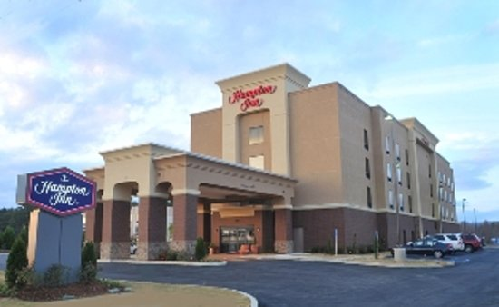 Hampton Inn Gadsden / Attalla: Hampton Inn - Attalla, AL
