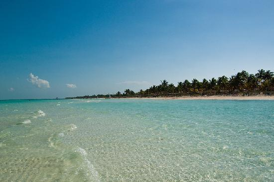 One Of The Best Beaches Ever Picture Sol Cayo Guillermo