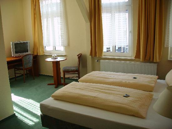 Hotel Weiße Düne: Unsere Zimmer