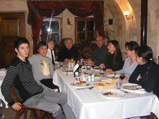 Assiana House: dinner