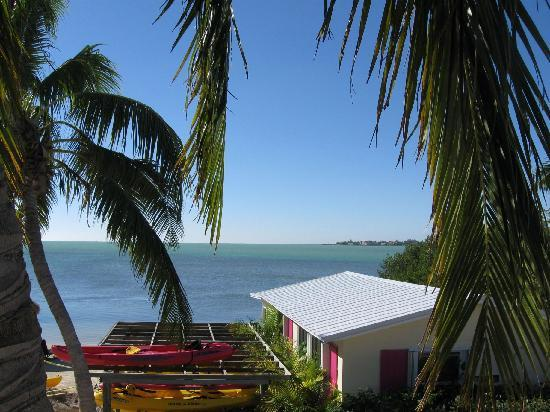 Little Conch Key: From the porch