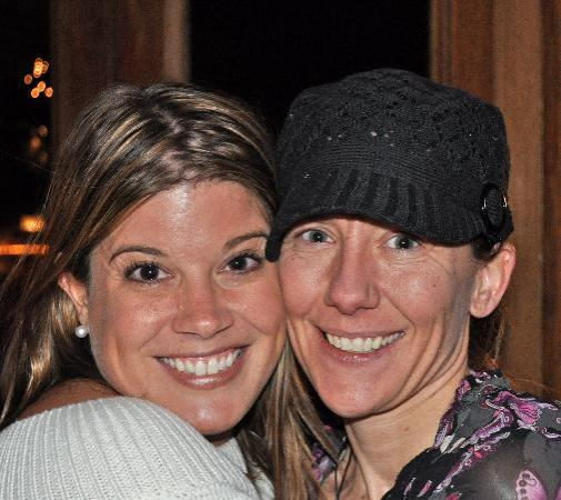 Mountain Lodge Telluride: Heather Nelson extaordinaire.