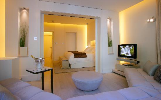 ABaC Barcelona: ABaC Restaurant & Hotel, Suite