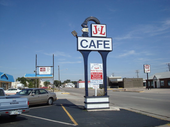 J & L Cafe: When we travel we like to ask the locals the best place to eat. And this is where they said to g