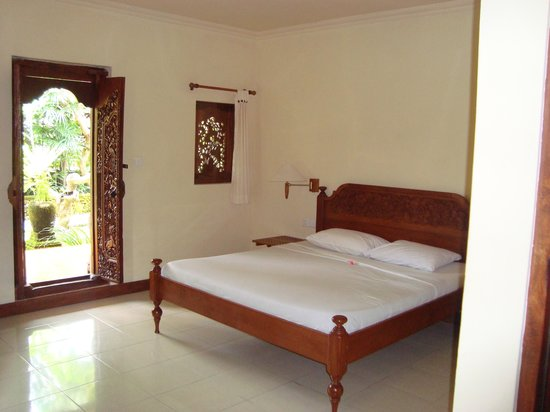 Ubud Bungalow: The Double Superior/Ac room