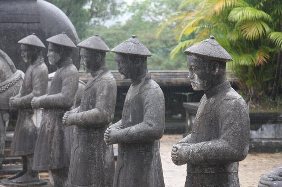 Hotel Saigon Morin: Wet, but worthwhile, Hue
