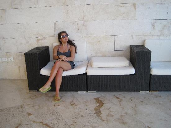 The Elements Oceanfront & Beachside Condo Hotel: lobby