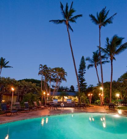 The Mauian Hotel on Napili Beach: New Pool at The Mauian