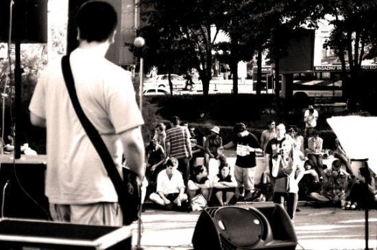 Iasi, Romania: Live in Park