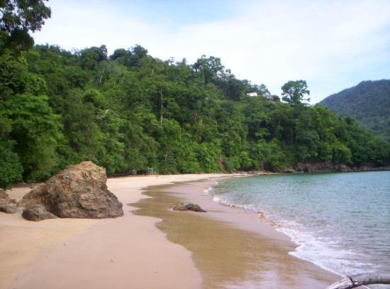 Charlotteville, Tobago : Pirates Bay