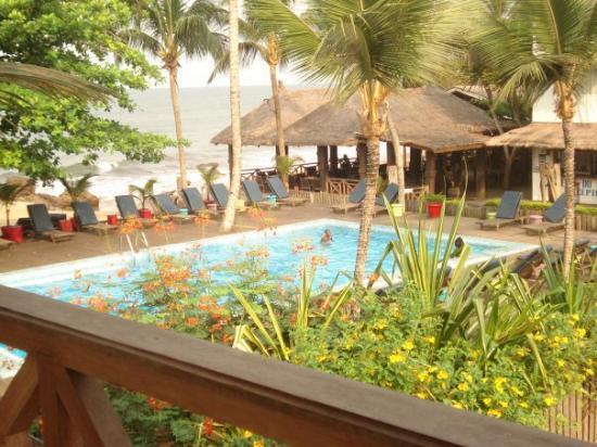 reservation hôtel kribi cameroun